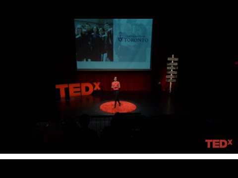 Youth Unemployment in Canada | Anandhi Narayanan | TEDxSacredHeartCHS