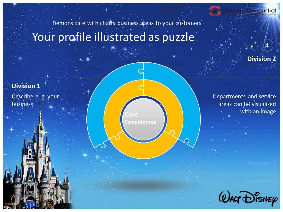 Disney world powerpoint presentation templates youtube toneelgroepblik Gallery