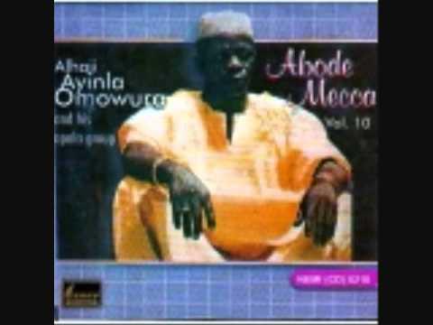AYINLA OMOWURA - Obinrin Koyi Kuro Nle Oko