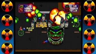 Total Carnage (Arcade) James & Mike Mondays Bonus video!