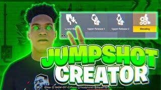 *NEW* HOW TO UNLOCK JUMPSHOT CREATOR ON NBA 2K21! NEW JUMPSHOT CREATOR AND SETTINGS EXPLAINED 2K21!!