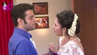 On Location of TV Serial 'Yeh Hai Mohabattein'  Raman Drunk and Ishita Irritated