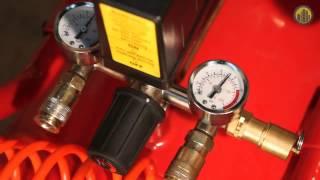 Воздушный компрессор AURORA TORNADO-135(Обзор, тестирование и работа воздушного компрессора AURORA TORNADO-135. Получить более подробную информацию и купи..., 2014-07-04T05:27:24.000Z)