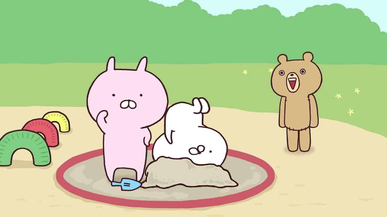 うさまるアニメがyoutubeで見られる 7月9日 10日にline Creators