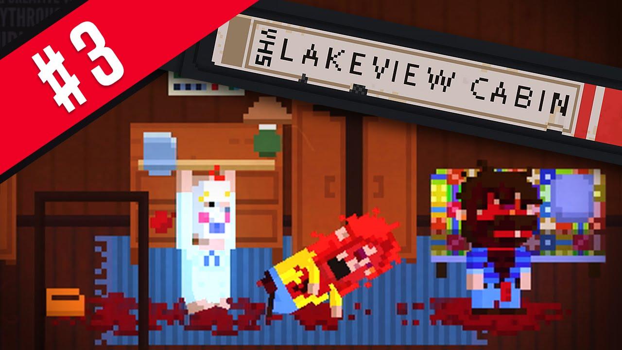 PSICOPATAS UNIDOS!! - E.3 Lakeview Cabin - [LuzuGames] - YouTube