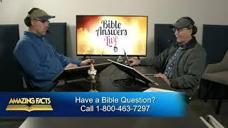 Bible Answers Live April 5, 2020