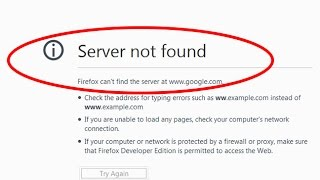 ... -server not found this method is working in windows 7,windows 8,windows 8.1...