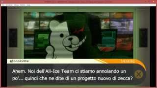 Danganronpa Italia - Traduzione PSP Amatoriale Italiana per la disperificazione dell