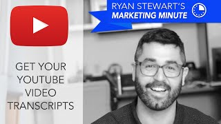 how to get youtube video transcripts get youtube cc text webris