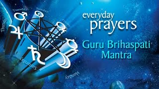 Download Hindi Video Songs - Guru Brihaspati Mantra | Everyday Prayers | Devotional