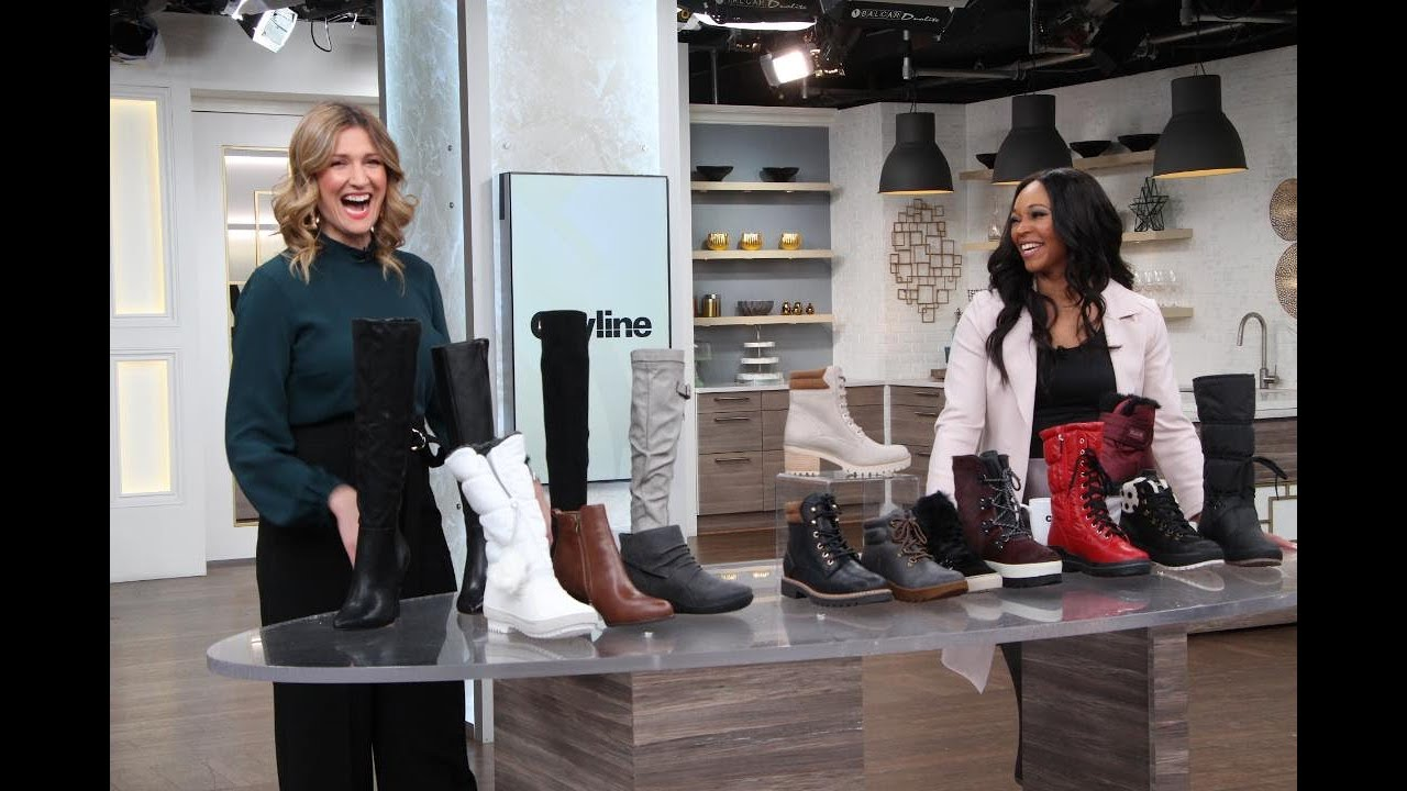 The perfect winter boots for women with