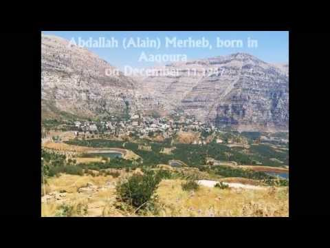 Alain Merheb - Ya Hweidalak - يا هويدلك