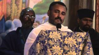 "Ethiopian Orthodox SEBKET ""MESQEL"" by D/N Daniel Kibret part 1"