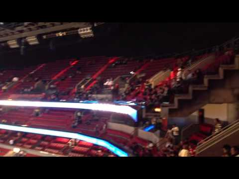 Estadio Miami Heat American Airlines Arena Youtube