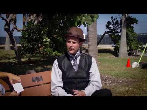 Interview avec Apollinaire