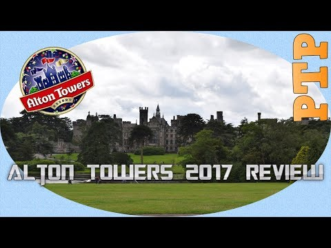 Alton Towers 2017 Review