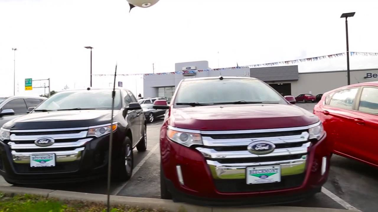 Simple used car buying at beechmont ford