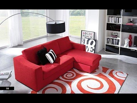 Современный дизайн диванов для гостиной комнаты