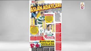 Günün Galatasaray Haberleri (4 Temmuz 2016)