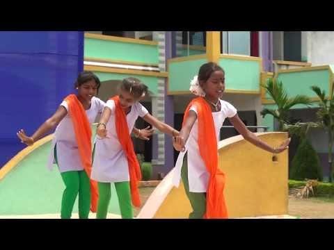 Yaha har kadam kadam pe dharti badle rang | Apex Public School, Marang Marcha