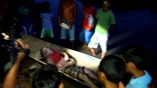 Homem é encontrado morto no Rio Itapecuru, em Coroatá