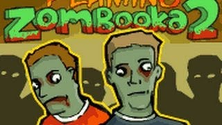 Flaming Zombooka 2 - Full Gameplay Walkthrough