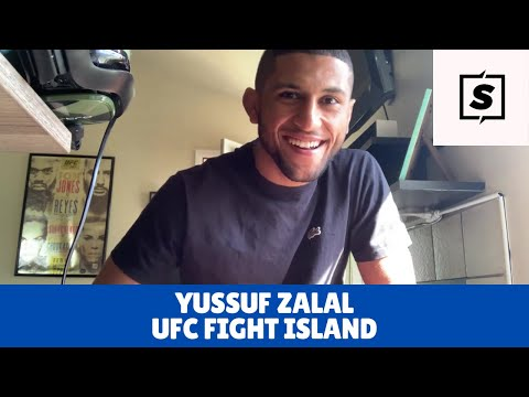 Youssef Zalal talks fighting on Fight Island, Seung Woo Choi fight, video games, more | The Scrap
