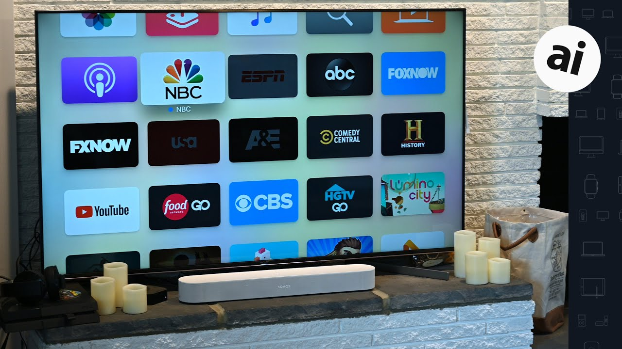 How to fix greyed-out apps on the Apple TV