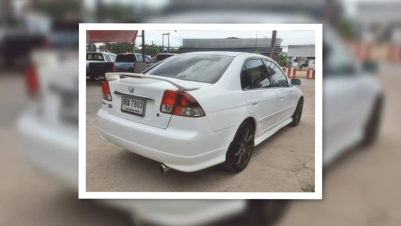 Honda Civic Dimensions Es 2005