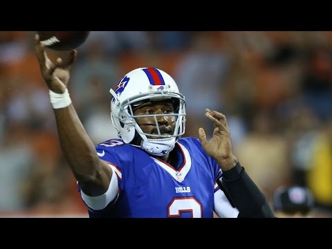 EJ Manuel game-winning touchdown and 2-point conversion versus Browns in Preseason Week 2