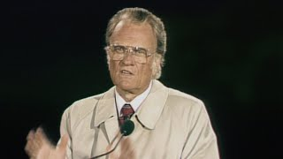 The Temptations of Christ | Billy Graham Classic