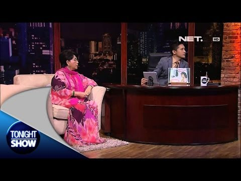 Tonight Show - Titiek Puspa - Artis