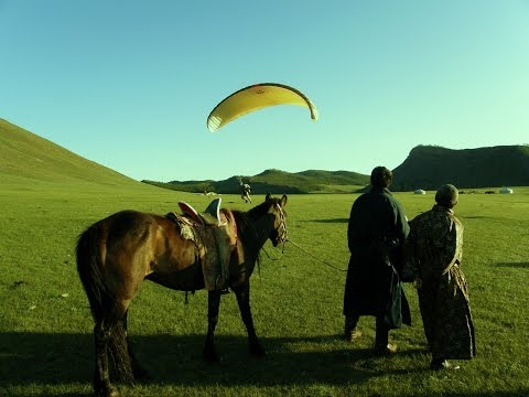 Paragliding in Mongolia | Adventure Holidays in Mongolia