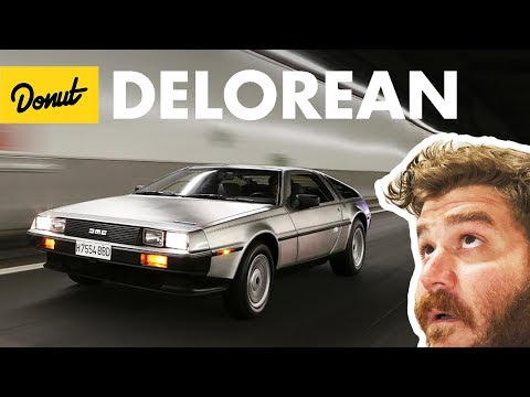 DeLorean - Everything You Need to Know | Up to Speed