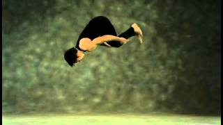 Start Video Biomechanik - Sport / Salto
