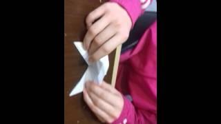 Как сделать сказку для детей из бумаги ?