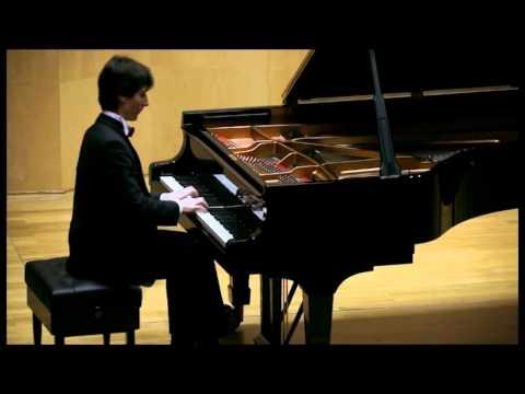 Wolfgang Amadeus Mozart, Piano Sonata in D major, K. 311, Stefan  Łabanowski, piano (Live 2014)