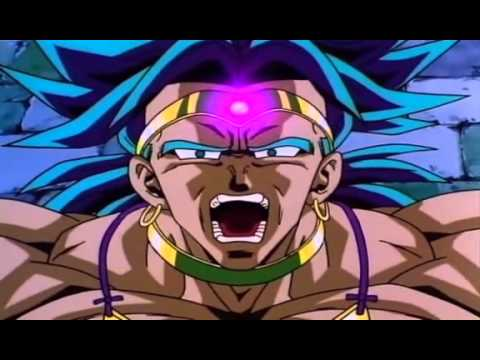 Download Broly shows his true power.