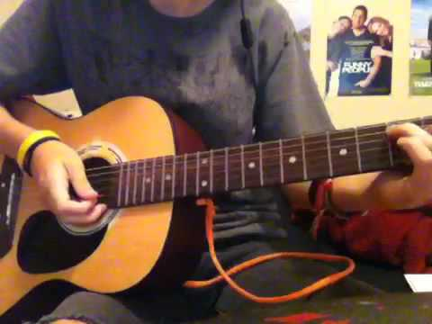 Best Love Song - T-Pain ft Chris Brown on acoustic guitar