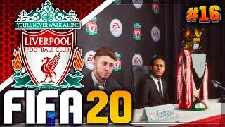 FIFA 20 ⚽ КАРЬЕРА ЗА ЛИВЕРПУЛЬ  #16  - ФИНАЛ КАРЬЕРЫ   ИТОГИ СЕЗОНА