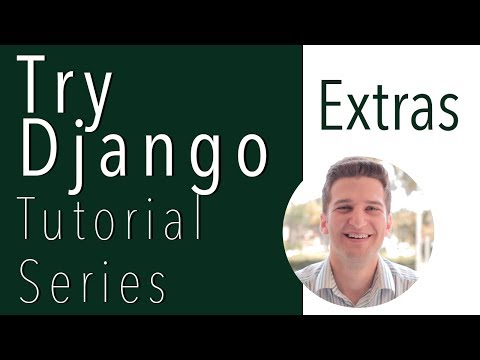Try Django Extras -- Customize Django Admin Templates