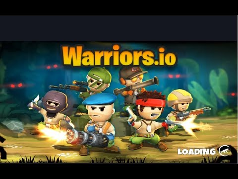 New Android Game - Warriors.io - Gameplay