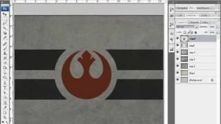 how to make the Rebel Alliance desktop