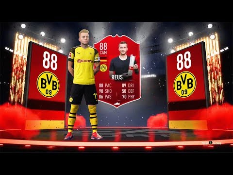 88 REUS PLAYER OF THE MONTH SBC! - FIFA 19 Ultimate Team