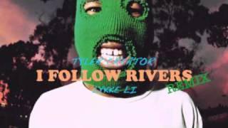 Lykke Li - I Follow Rivers (Tyle the Creator remix)