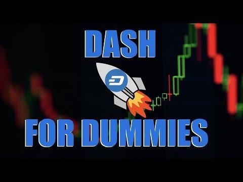 Dash For Dummies | What Is Dash Coin?