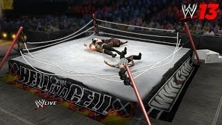 WWE 13 Pc Gameplay (HD)