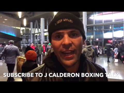 Former Welterweight Champion Luis Collazo Interview with J Calderon Boxing Talk