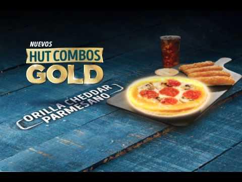 Pizza Hut Hut Combos Gold Cortina 01 Canal 21 Youtube
