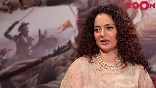 Kangana Ranaut on controversies, her directorial debut & more   Manikarnika   Full Interview